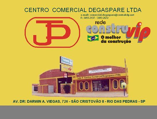 Centro Comercial Degaspare Ltda