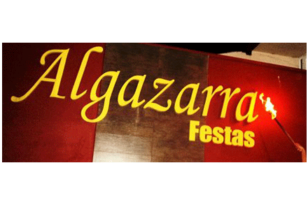 Algazarra Salão para Festas