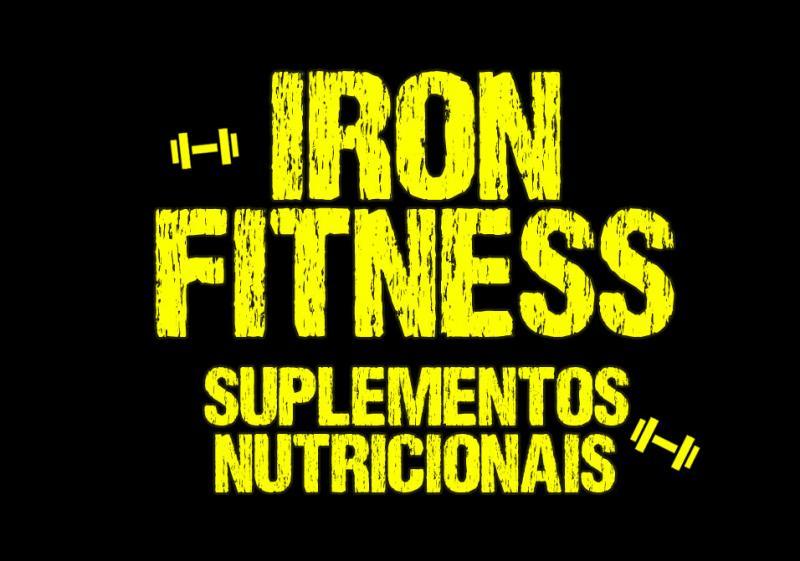 Iron Fitness Suplementos Nutricionais