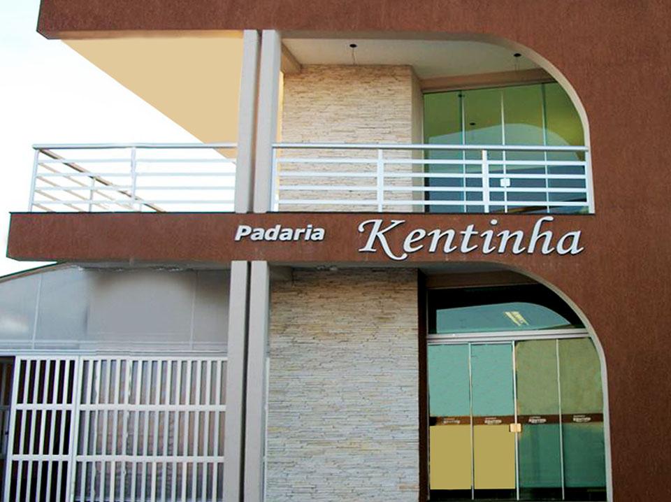 Fachada Padaria Kentinha