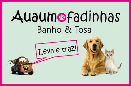 Auaumofadinhas Banho & Tosa