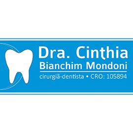 Dra Cínthia Bianchim Mondoni CRO: 105.894