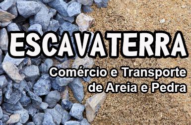 Escavaterra Comércio e Transporte de Areia e Pedra