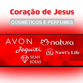Coração de Jesus Cosméticos e Perfumes